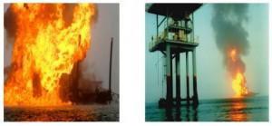 Chevron Nigeria rig fire